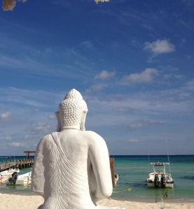 El Taj Beach Buddha