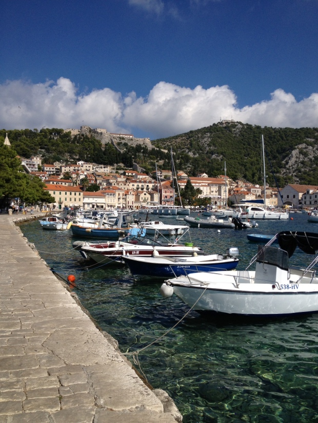 lovely Hvar