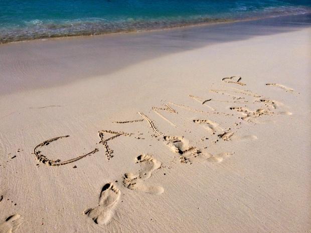 Cayman <3!! Photo Credit:  Evita Singh