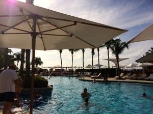 Pool at the Ritz Photo Credit:  Evita Singh