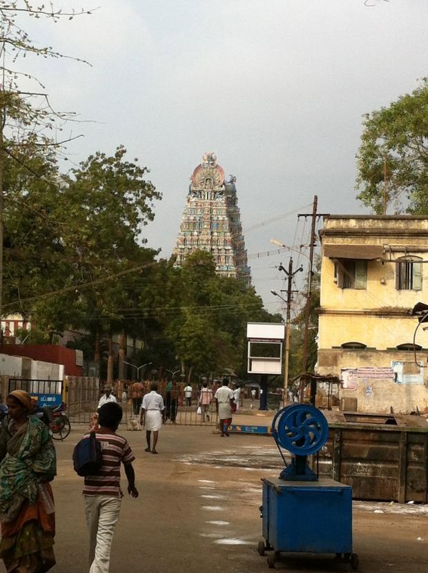 goprum of the Meenakshi Temple