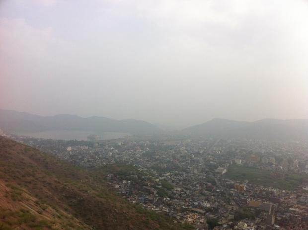 view from garh Ganesh