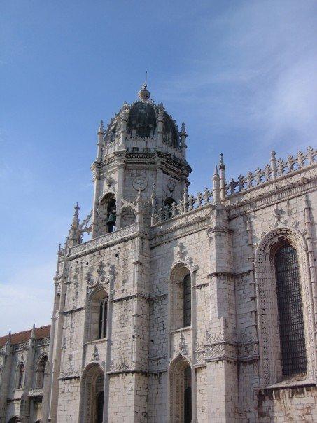 Monastery de Saint Jeronimo