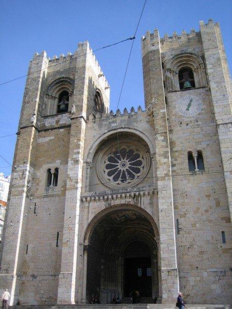 The Se in Lisbon