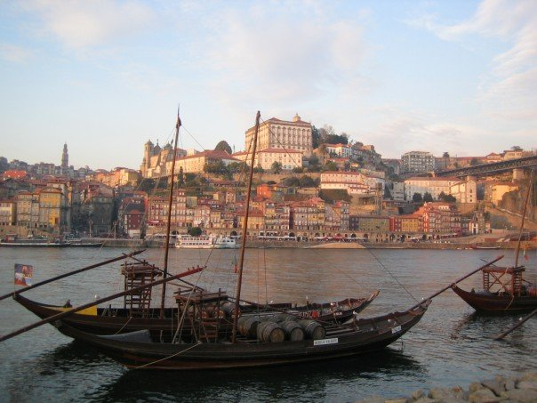 oporto by the river