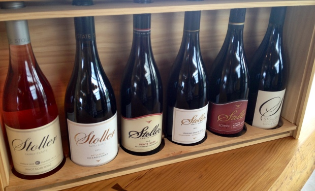 all the Stoller wines