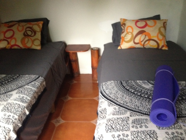 our petite room @vida asana