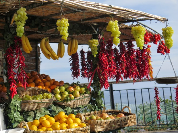 flavors of Positano